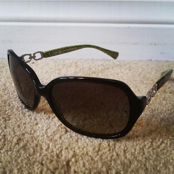 5bab217a29a2b Coach Accessories - Coach BEATRICE Sunglasses (HC 8019)